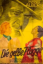 The Yellow Flag Poster