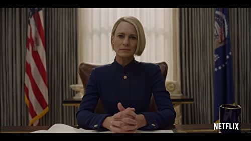 """The final season of """"House Of Cards"""" premieres Nov. 2, 2018."""