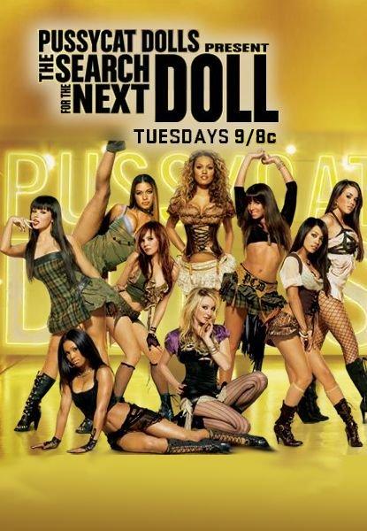 دانلود زیرنویس فارسی سریال The Pussycat Dolls Present: The Search for the Next Doll