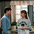 Tom Cruise and Rebecca De Mornay in Risky Business (1983)
