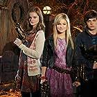 Kerris Dorsey, Brendan Meyer, and Olivia Holt in Girl Vs. Monster (2012)