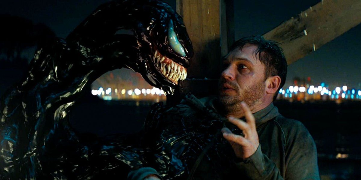 Tom Hardy in Venom (2018)