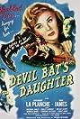 Devil Bat's Daughter (1946) Poster