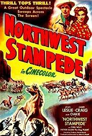 Northwest Stampede Poster