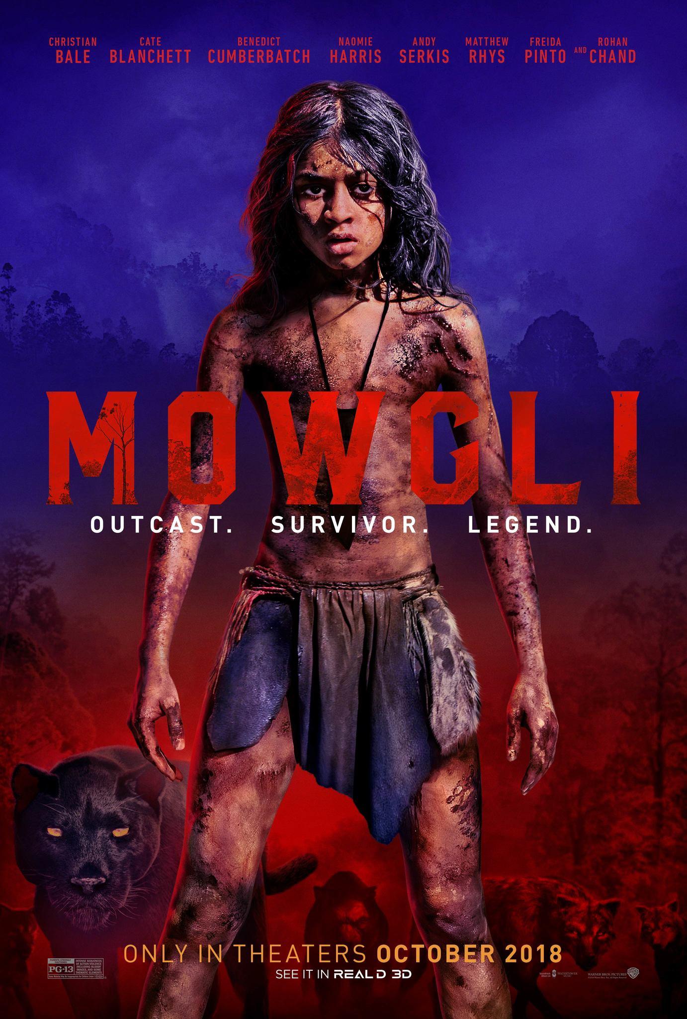 Rohan Chand in Mowgli (2018)