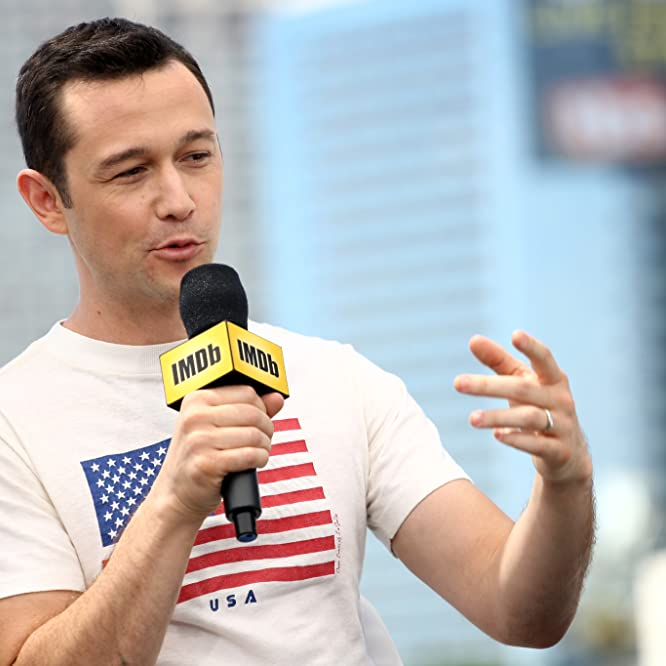 Joseph Gordon-Levitt at an event for IMDb at San Diego Comic-Con (2016)