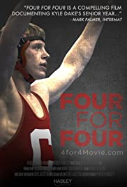 Four for Four: The Kyle Dake Story Poster