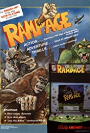 Rampage (1986) Poster - Movie Forum, Cast, Reviews