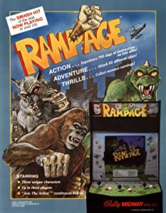 Watch online movie 2016 Rampage by Keiji Inafune [480x320]