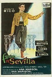 Feria en Sevilla Poster