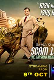 Scam 1992 the Harshad Mehta Story (2020)