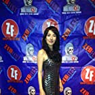 """Luciana Lagana, who played Dr. Itticasana, at the premiere of the multiple award-winning feature film """"Omadox"""" at Zed Fest Film Festival in Burbank, CA on 12/14/14."""