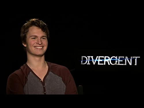 IMDb Asks Ansel Elgort: What's Your First Movie in a Movie Theater?