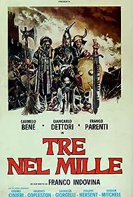 Tre nel mille (1971)