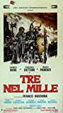Tre nel mille (1971) Poster
