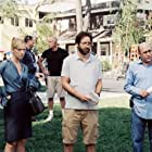David Duchovny, Willie Garson, and Judy Greer in The TV Set (2006)