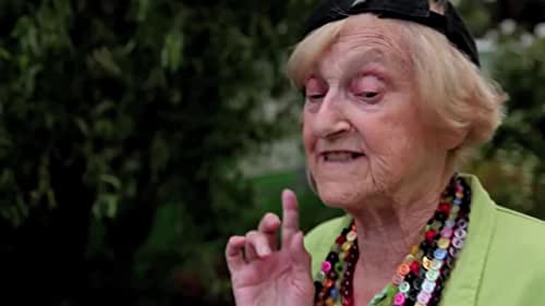 Funny Rapping Granny!