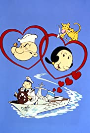 The Popeye Valentine Special: Sweethearts at Sea Poster