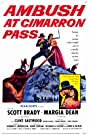 Ambush at Cimarron Pass (1958) Poster