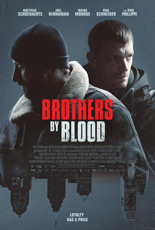 Brothers by Blood (2020) Bengali Dubbed (Voice Over) WEBRip 720p [Full Movie] 1XBET