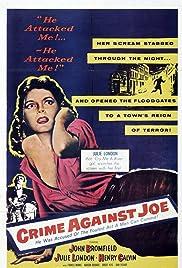 Crime Against Joe Poster