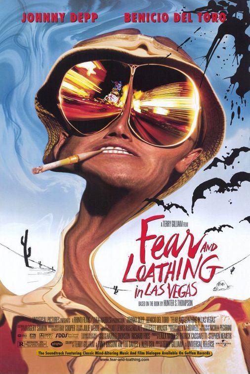 Fear and Loathing in Las Vegas (1998) ความกลัวและความชิงชังในลาสเวกัส