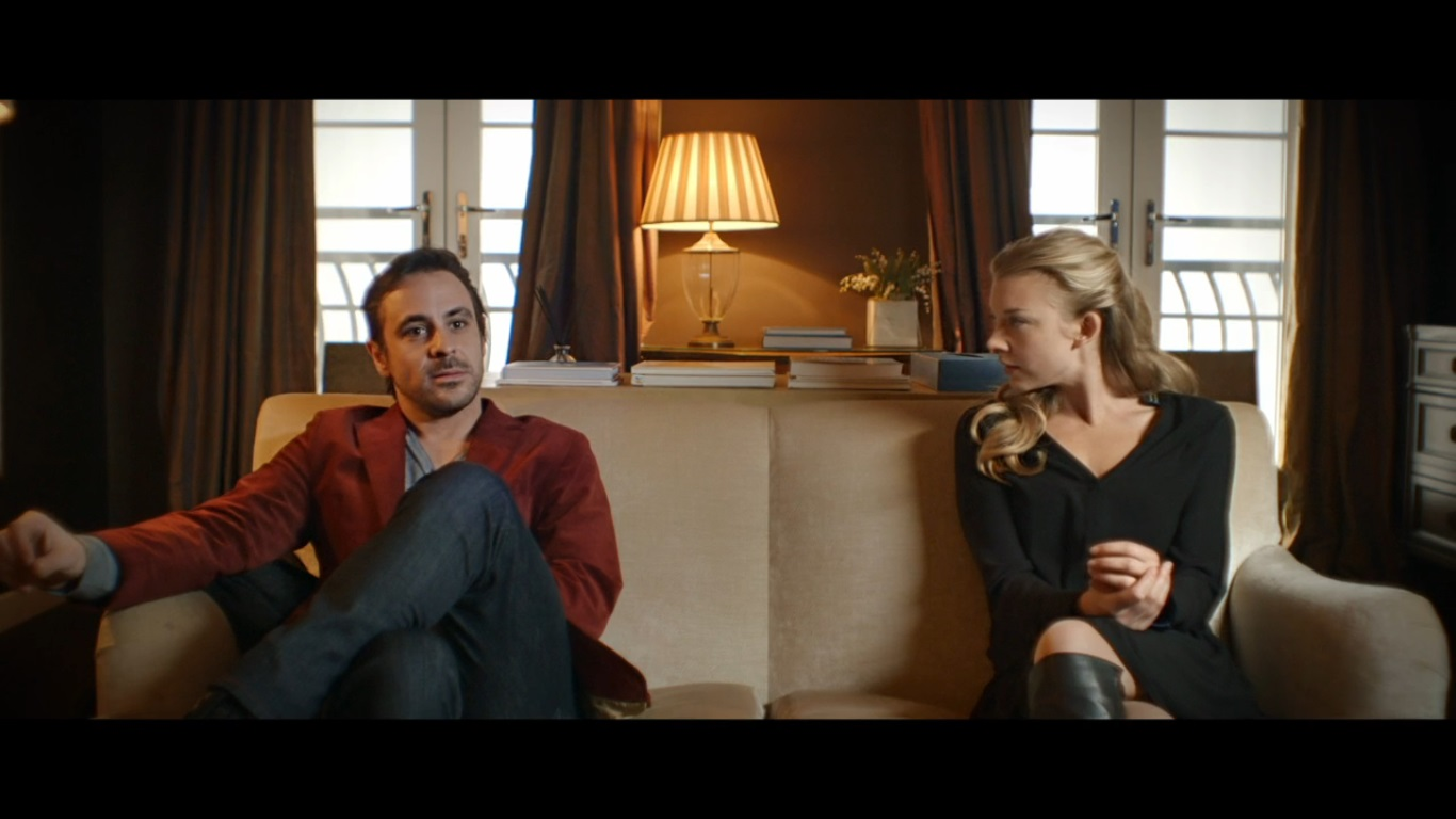 Natalie Dormer and Emun Elliott in The Ring Cycle (2014)