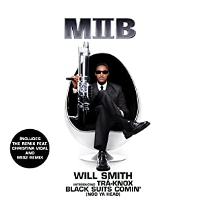 Sites movies can downloaded Will Smith: Black Suits Comin' (Nod Ya Head) by David Rousseau [1080pixel]