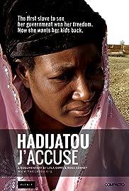 Hadijatou J'accuse Poster