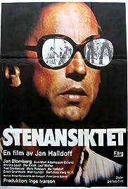 Stenansiktet Poster