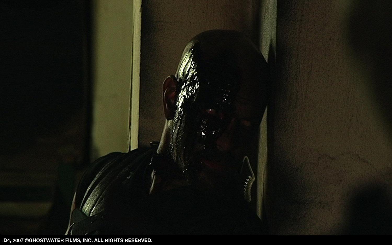 Darrin Dickerson as Smoke.