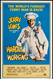 Hardly Working (1980) Poster - Movie Forum, Cast, Reviews