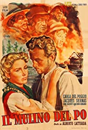 The Mill on the Po(1949) Poster - Movie Forum, Cast, Reviews