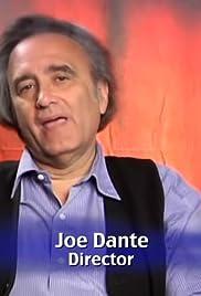 Joe Dante on The Cosmic Man Poster