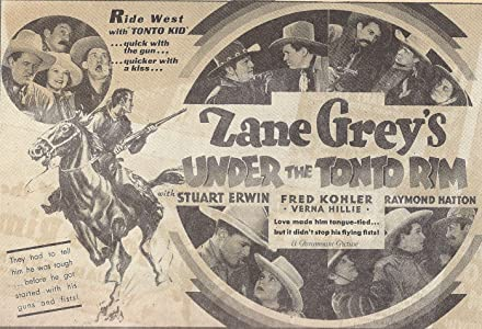 PDA free full movie downloads Under the Tonto Rim by Henry Hathaway [Full]