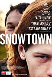 Snowtown Casting Poster