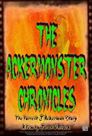 The AckerMonster Chronicles! Poster