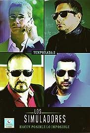 Los simuladores Poster
