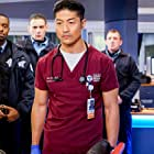 Brian Tee in Chicago Med (2015)