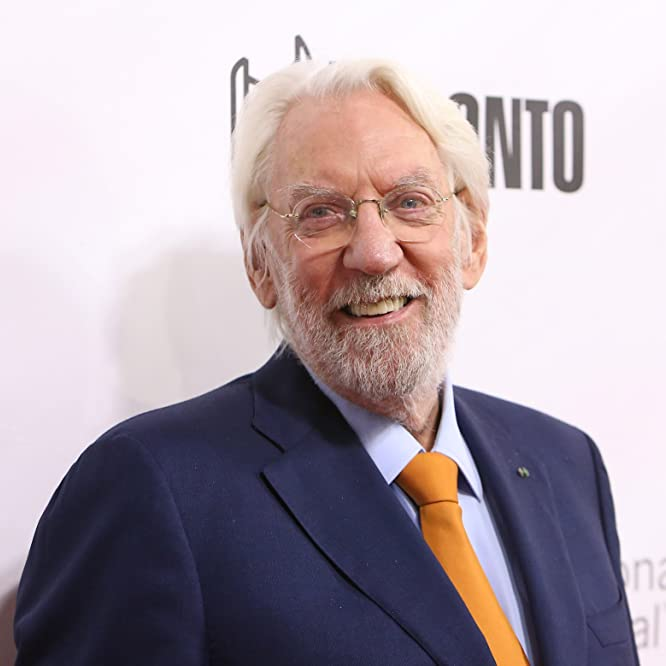 Donald Sutherland at an event for Forsaken (2015)