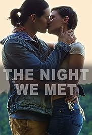 The Night We Met Poster
