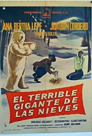 The Terrible Giant of the Snow Poster