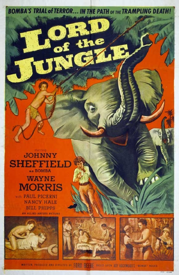 Lord of the Jungle (1955)