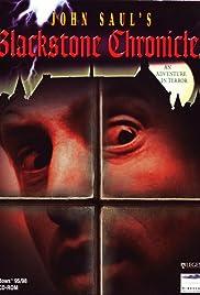 John Saul's Blackstone Chronicles Poster