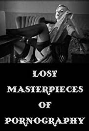 Lost Masterpieces of Pornography Poster