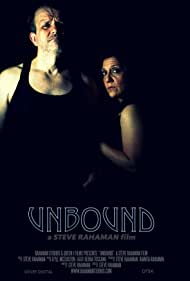 Daniel O'Shea, Steve Rahaman, and Debra Toscano in Unbound (2020)