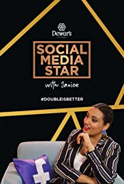 Social Media Star with Janice Poster