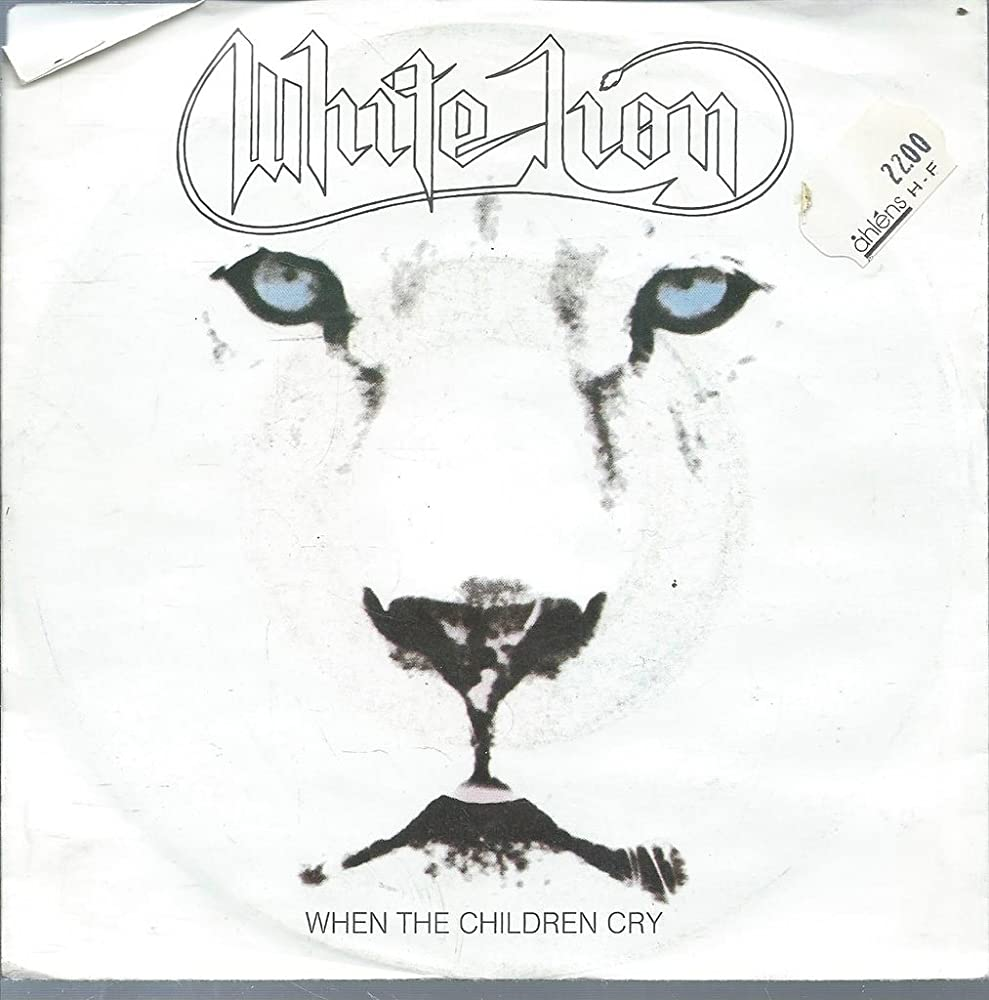 White Lion: When the Children Cry (1988)