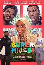 Super Hijabi (2021) HDRip english Full Movie Watch Online Free MovieRulz