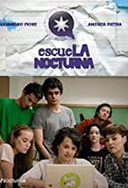 Escuela Nocturna Poster